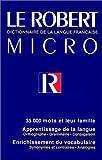 Le Robert Micro, Alain Rey, 2850365300