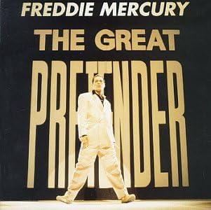 THE GREAT PRETENDER/フレディー・マーキュリー