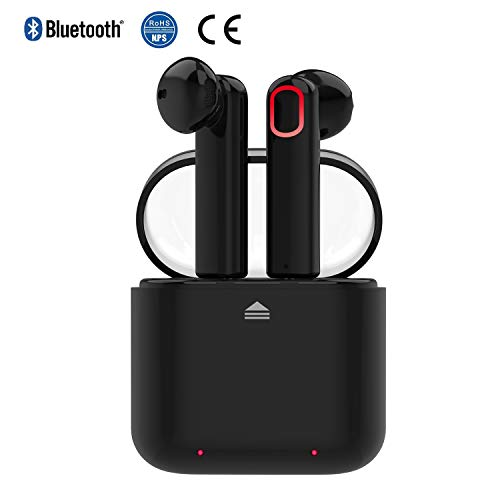 Bluetooth Headphones Invisible Rechargeable Smartphone product image