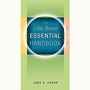 VangoNotes for The Little, Brown Essential Handbook, 6/e Audiobook