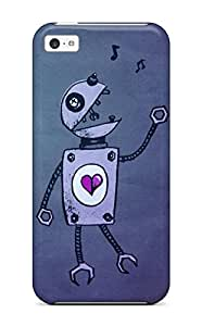 Special ZippyDoritEduard Skin Case Cover For Iphone 5c, Popular Humor Cartoon Abstract Humor Phone Case