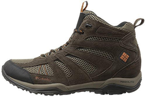 Columbia North Plains Drifter Mid Waterproof Mud, Bright Copper Mud, Bright Copper