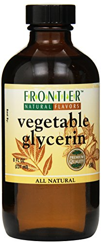 Frontier Natural Products Vegetable Glycerin, 8-Ounce