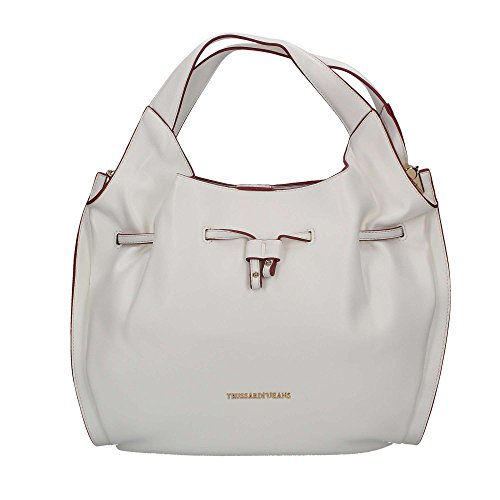 TRUSSARDI BELLFLOWER ECOLEATHER BUCKET BAG