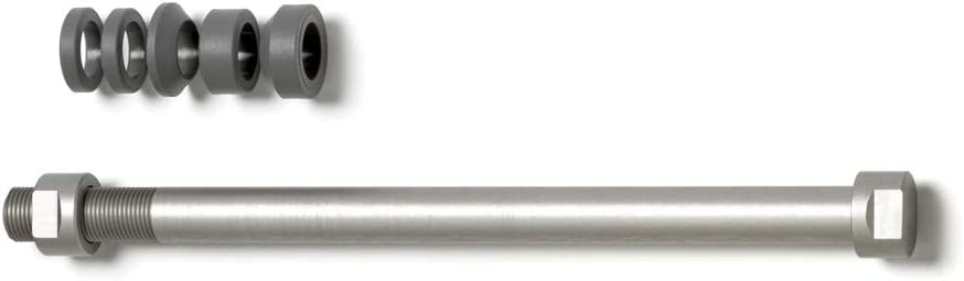 Tacx T1711, Trainer Axle for E-Thru M12 x 1 For 142 x 12mm