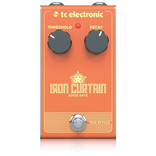 TC Electronic Electric Guitar Single Effect IRON CURTAIN NOISE GATE