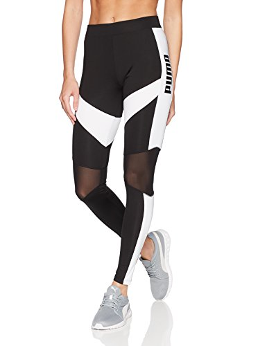 PUMA Women's Archive T7 Leggings, Black, XL - Puma Tights