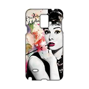 Fortune Audrey Hepburn 3D Phone Case for Samsung Note 4