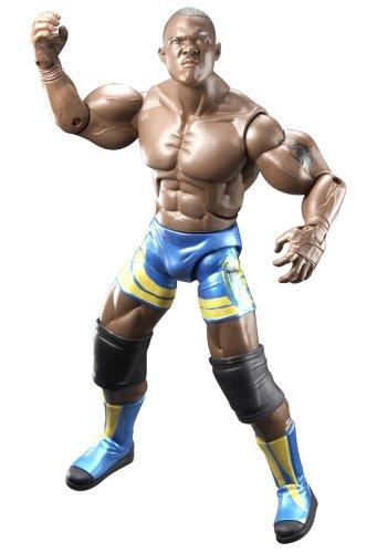 Jakks - Shelton Benjamin - WWE Deluxe Aggression - Series 4
