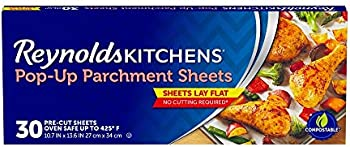 30-Count Reynolds Kitchens Pop-Up Parchment Paper Sheets