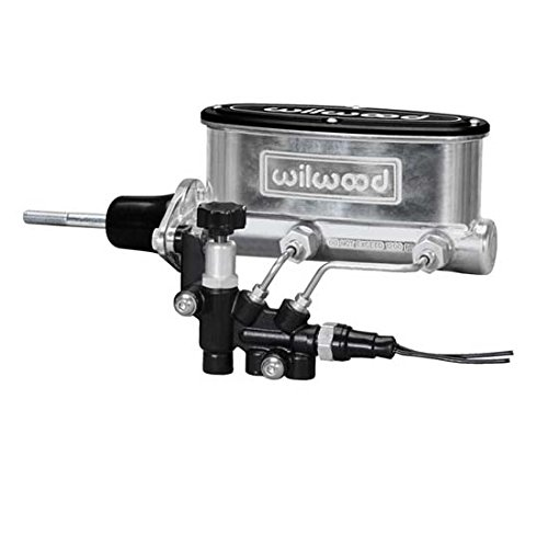 Wilwood 260-15048 Combination Proportioning Valve with Mounting Bracket