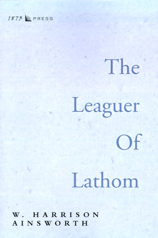 book cover of The Leaguer of Lathom