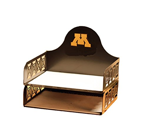 Henson Metal Works 4600-38 Univ. of Minnesota Logo File Tray by Henson Metal Works (Image #1)