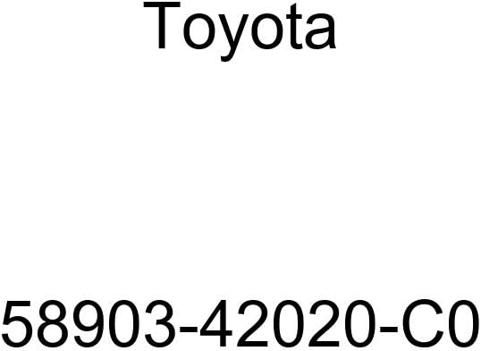TOYOTA 58903-42020-C0 Console Panel Sub Assembly