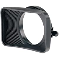 16x9 70mm Rubber Lens Shade for EXII 0.7x Converters