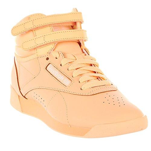 Reebok Womens F / S Hi Colori Sneaker Desert Glow / Bianco
