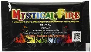 Amazon.com: Fogata chimenea Mystical Fire fuego de colores ...