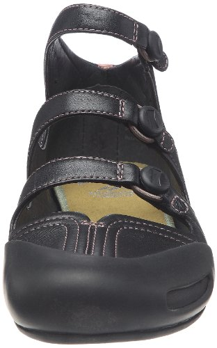 Camper Senda 21548 21548-002 - Zapatillas de cuero para mujer Negro