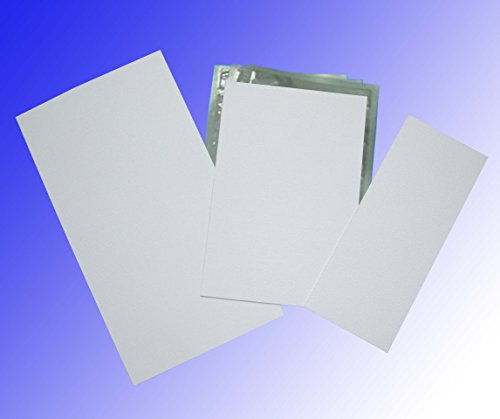 25 pcs/bag,Size:4'' X 6'' X 0.012'', used for Thermal Check scanner cleaning card by Cleanmo (Image #1)