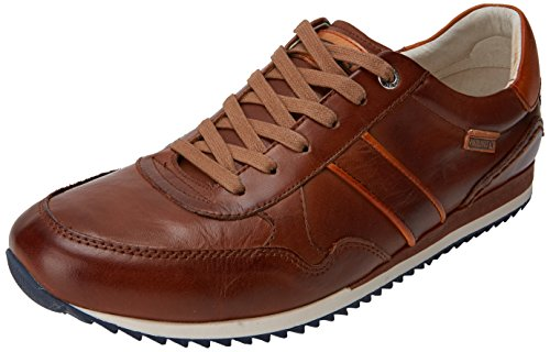 Basses Homme Sneakers Pikolinos Cuero Marron Liverpool M2a qAvFFR