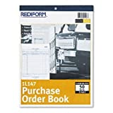RED1L147 - Rediform Purchase Order Book