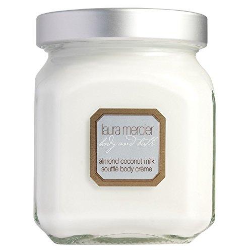 Laura Mercier Almond Coconut Milk Soufflé Body Crème 300g - Pack of (Body Contouring Creme)