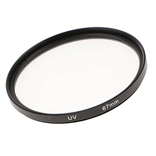 Street27 67mm UV Filter – Ultra Slim Multi Coated Ultraviolet Protection Lens Filter for Canon Nikon Sony DSLR Lens