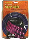 Celebrations Halloween Indoor/Outdoor Rope Lights 18',Purple
