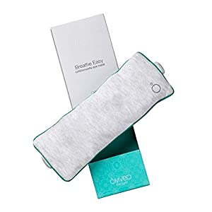 Omved BREATHE EASY Cold & Sinusitis Therapeutic Eye Mask & Eye Pillow- Relief from Sinus, Headache, Migraine, Cold…