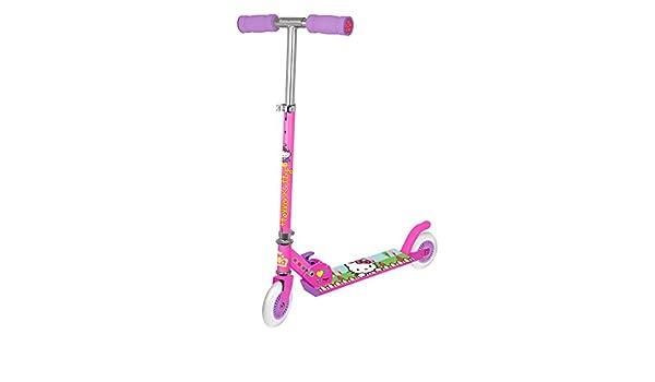Hello Kitty - Nthka Lu00-12100 - Scooter - ALU - 2 Ruedas ...