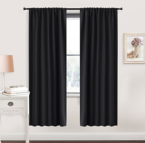 Bedroom Window Treatments Blackout Curtains - RYB HOME ( 42