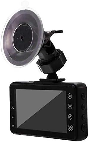 Semoic 3インチ IPS 車のビデオレコーダー 300万ピクセル フルHD 1080Pビデオ ミニ車のDVR 140度広角のリアビューカメラ 自動車用駐車センサー