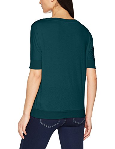By dark Designed T 7683 s Q Verde S Petrol shirt oliver Donna qEwzx51