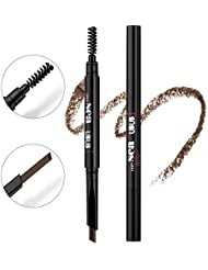 HeyBeauty Eyebrow Pencil with Brow Brush, Waterproof...