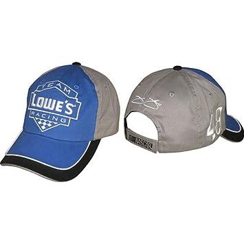 48 Jimmie Johnson Lowe s Men s NASCAR Fan Up Hat be40b01814fb
