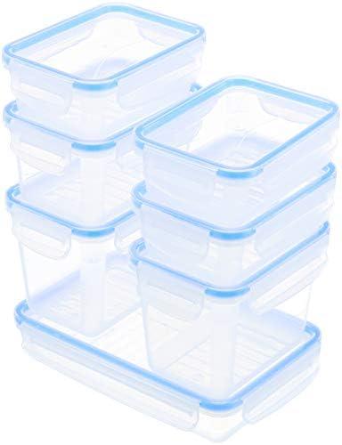 AmazonBasics Set van 7 Clip Boxen