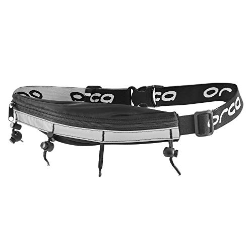 (ORCA Race Belt with Zip Pocket )