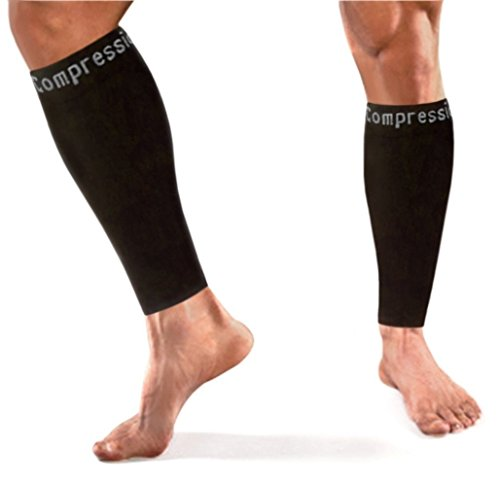 Copper Compression Recovery Calf Sleeves product image