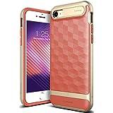 Caseology [Parallax Series iPhone 8 / iPhone 7 Case - [Award Winning Design] - Coral Pink