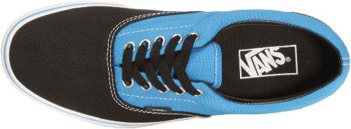 Vans Era Skateboard-chaussures Pour Hommes Vn-0nko5c3 Brillant Bleu / Noir