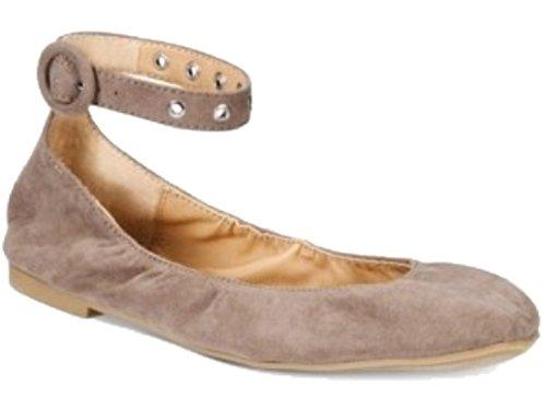 Stoffa Bambina In Tessuto Francy Materiale Scarpe Chiuse Con Cinturino Alla Caviglia Scarpe Taglia Tan Taglia 5 Us
