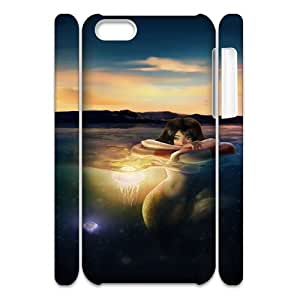 O-K-O-U8060299 3D Art Print Design Phone Back Case Customized Hard Shell Protection Iphone 5C