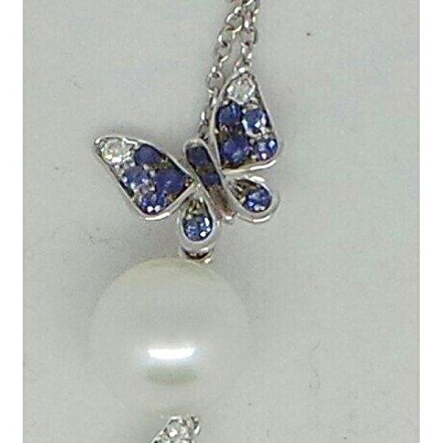 Bijoux de Collier Alessia 18 Carats.