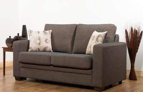Dream Design Shop 2 Seaters Sofa, Brown