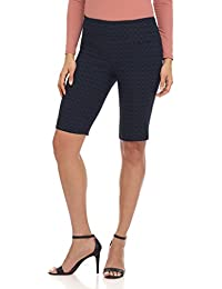 Women's Ease In To Comfort Fit Pull-On Modern City Shorts