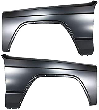 Primered New Driver//Left Side Front Fender For Jeep Cherokee 84-96 CH1240125