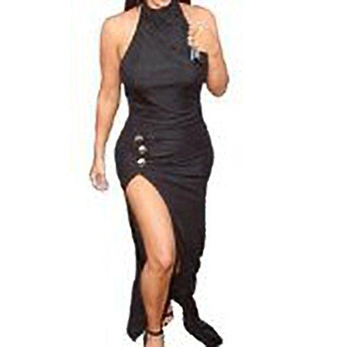 Pertul Ltd. -  Vestito  - Donna nero Black Taglia unica