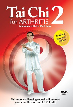 Tai Chi for Arthritis Part 2 - 6 Lessons