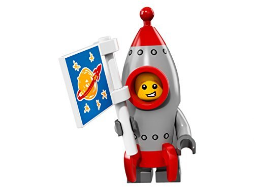 LEGO Collectible Minifigure Series 17 - Rocket Boy (71018)