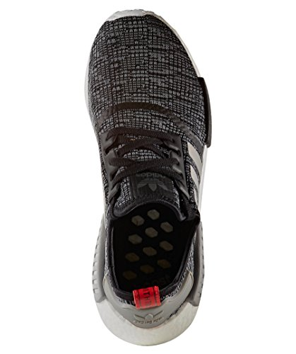 Fitness core solid NMD black grey Uomo r1 core black Scarpe da PK adidas S6TqBXx